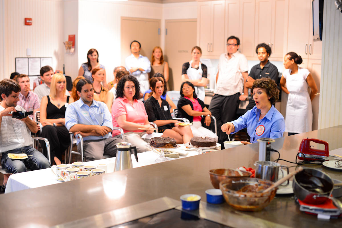 An Edible and Music Birthday Celebration for Julia Child | © Joshua South Photography, 2012