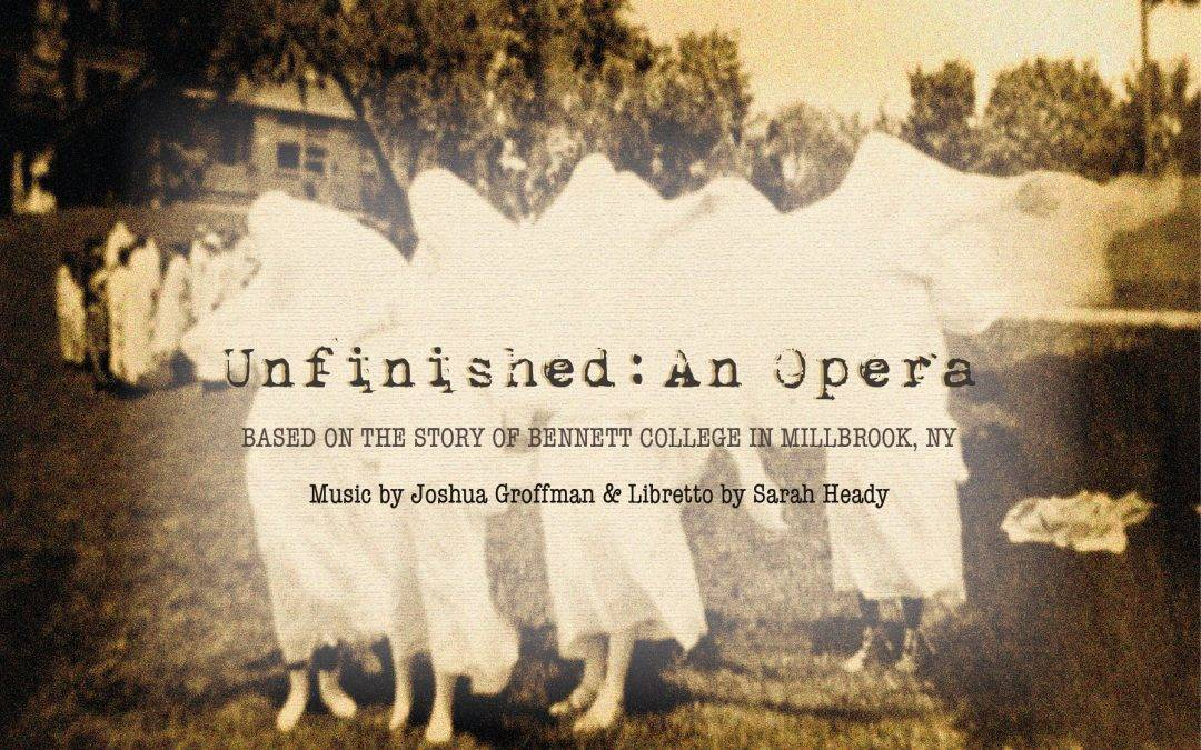 Unfinished: An Opera | Inaugural Workshop
