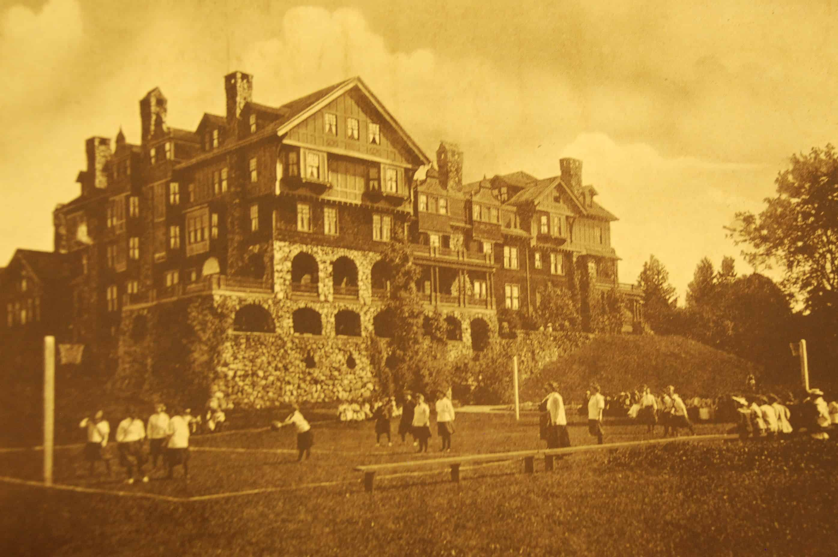 2. Halcyon Hall Early 20th Century