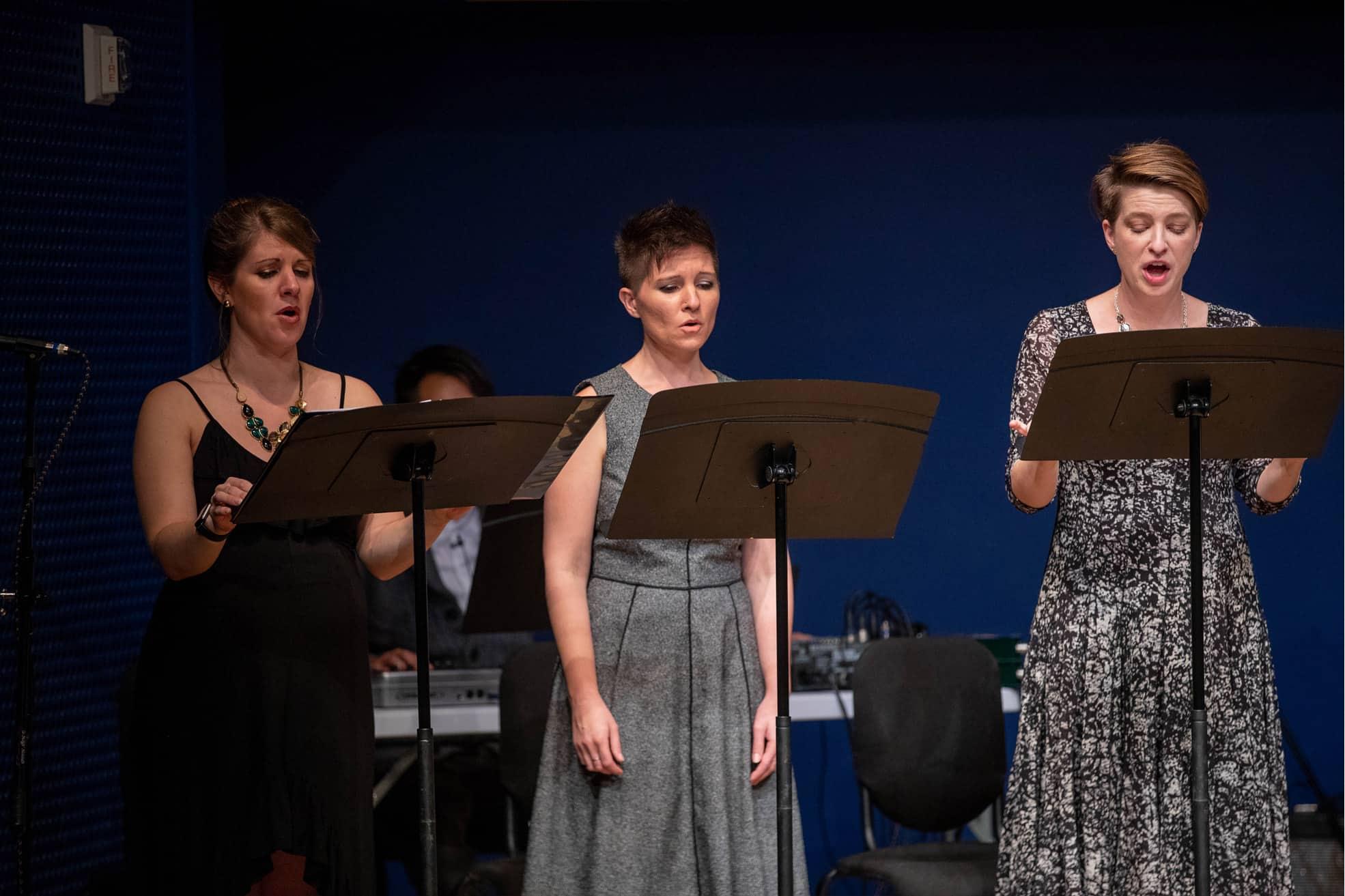 Unfinished Concert Reading | © AJV Media, 2018